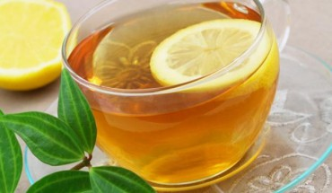manfaat lemon tea
